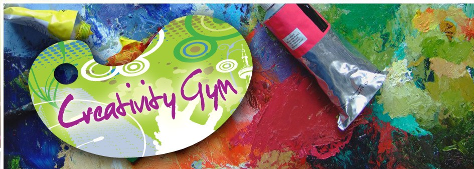 Creativity Gym...creating the life & biz you love...colourfully